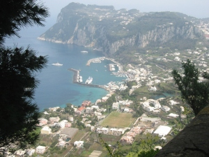 Capri, Cefalu, Orvietto, Florence, Genoa, Bolsena, Lecci, Napoli 091