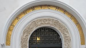 Doorway to San Michele