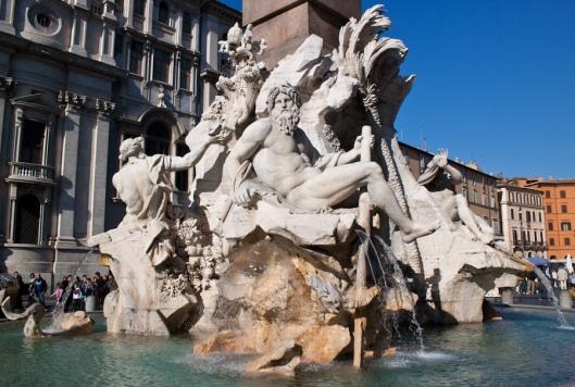 fountain 4 river