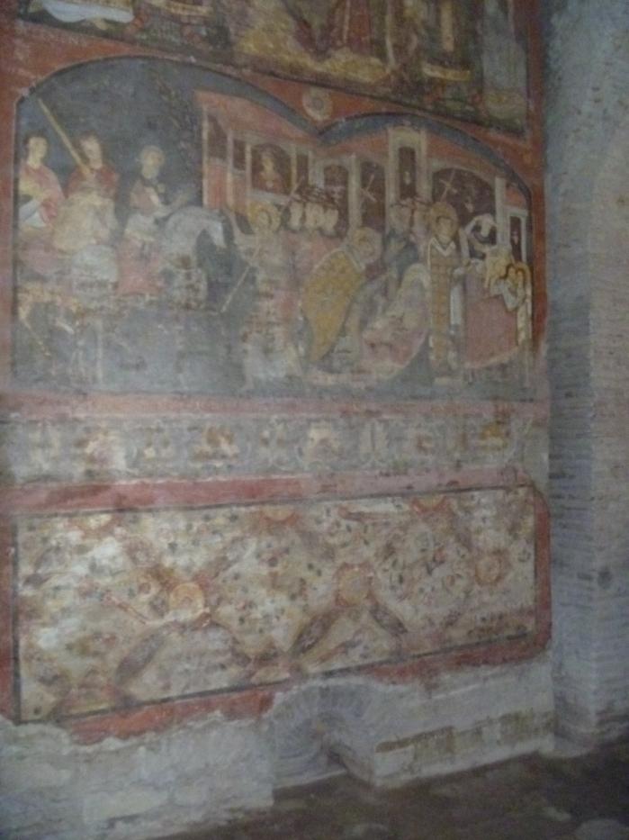 The Legend of St. Alexis, San Clemente, Rome