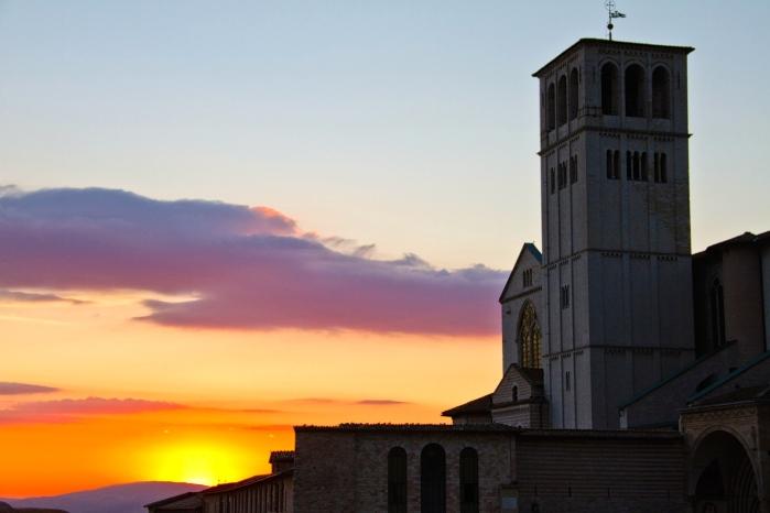 setting_sun Assisi