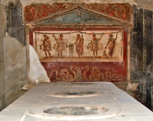 Ancient Bar in Pompeii