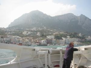 Bitter Lemons on Capri