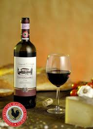 Chianti Classico with Rooster seal