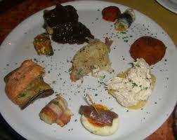 Cicchetti pub eats. Not so ugly!