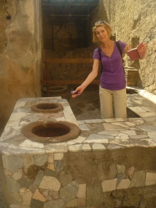 Bar in Pompeii....Wine, Anyone?