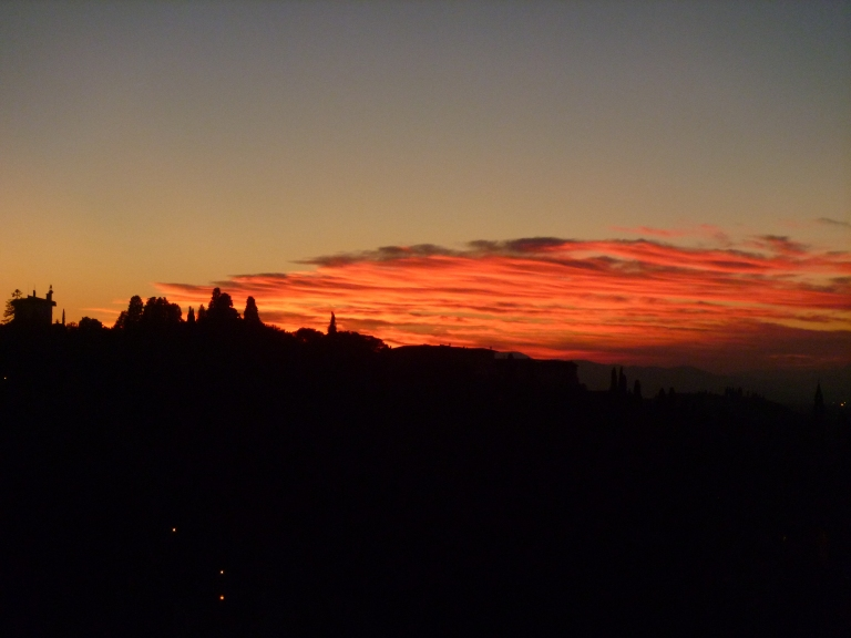 Good Night , Florence....Buona Notte Firenze!