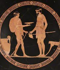 The Greeks and their wine