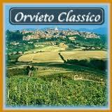 Orvietto Classico label