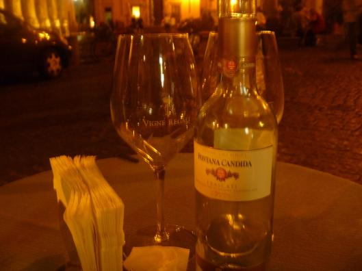 A Good Wine...Rome
