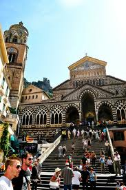 St. Andrews Cathedral, Amalfi