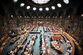 Bibliotheque de nationale Paris