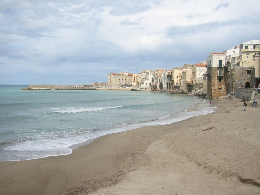 Cefalu Medieval District and Sandy Beaches