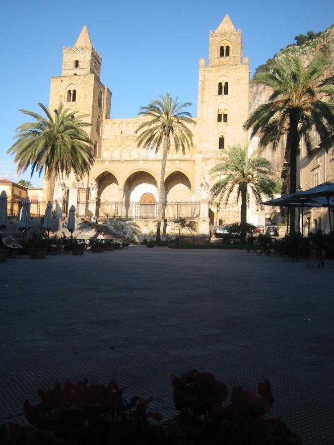Basilica of Cefalu