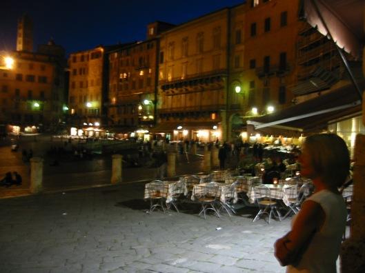 Capri, Cefalu, Orvietto, Florence, Genoa, Bolsena, Lecci, Napoli 1387