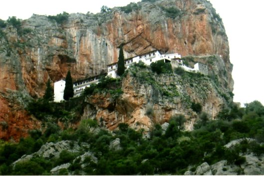 Monastery on Pelopennese