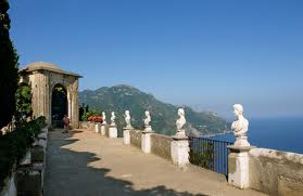 Terrace of Infinity at Villa Cimbrone, Ravello