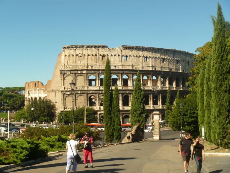 Colosseum Today