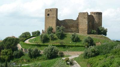 Rocco Aldobrandesca- Castello di Scarlino
