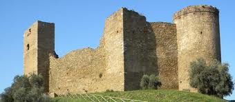 Scarlino Castle- Five Sided and Oddly Shaped Towers