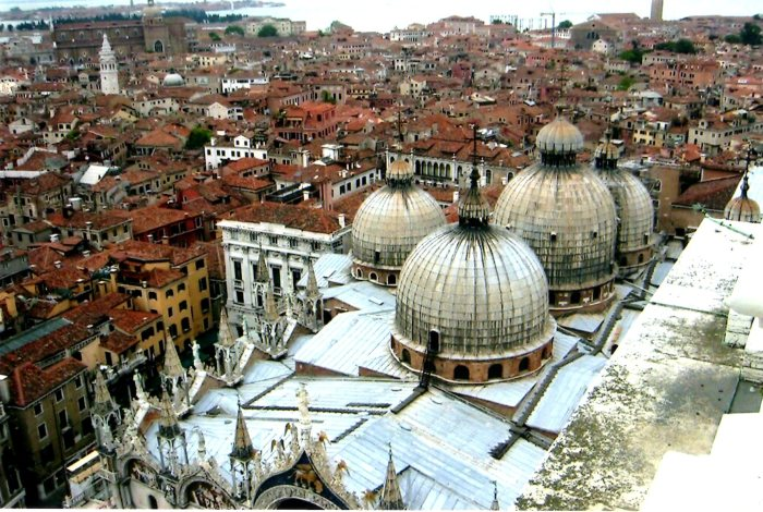 Domes of San Marco