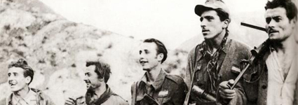 Italian Resistance Fighters 1945