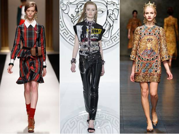 Latest Fashions from Milan
