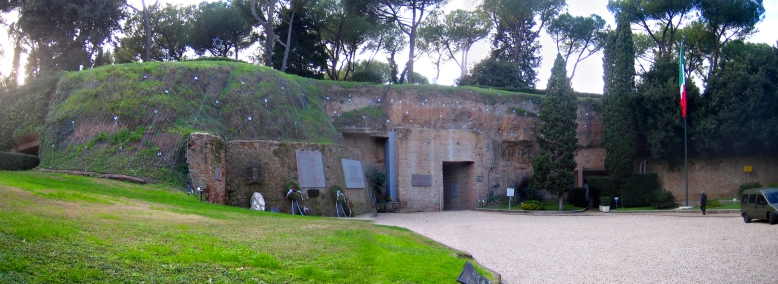 Ardeatine Caves in Rome