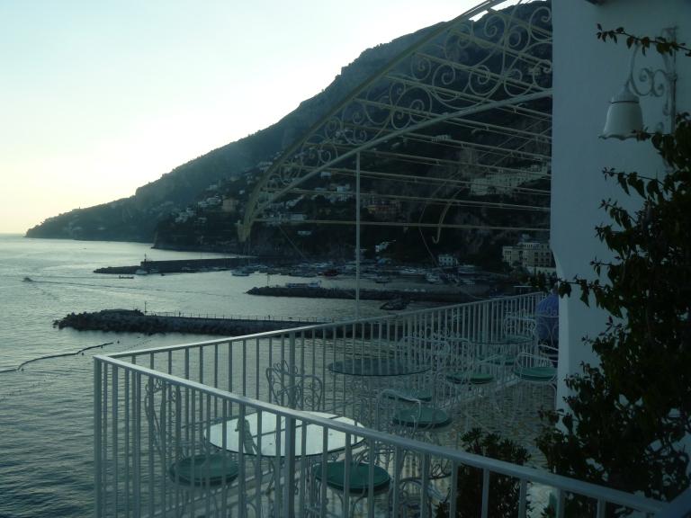 Twilight from my balcony
