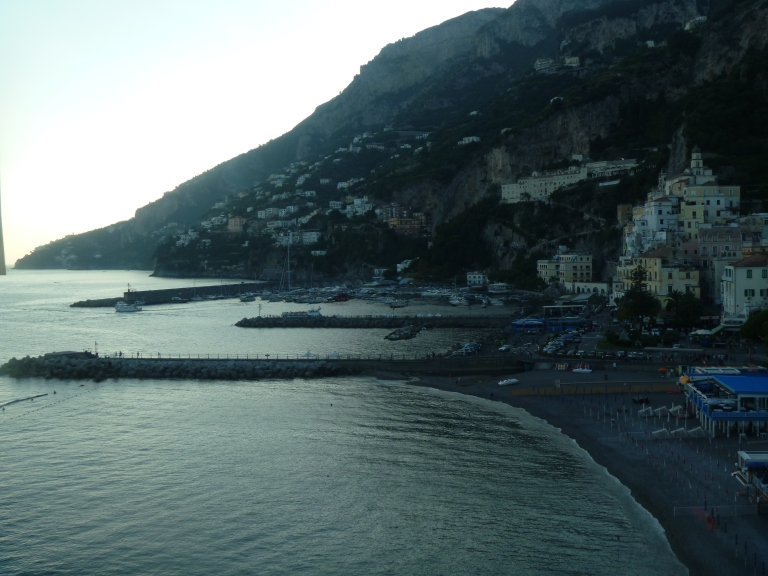 Good Night, Amalfi.....Buon Notte