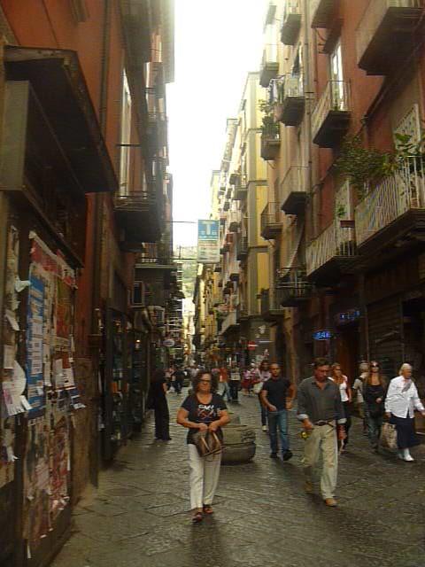 Napoli Neighborhood