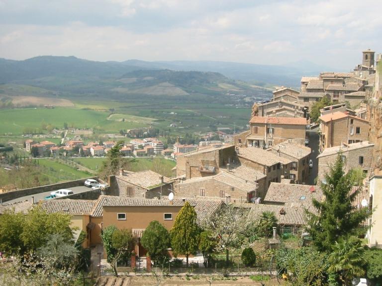 Medieval Hilltown of Orvieto