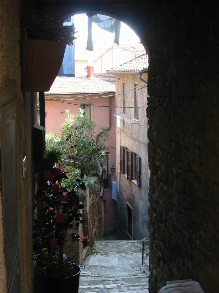 Nooks and Crannies in Orvieto