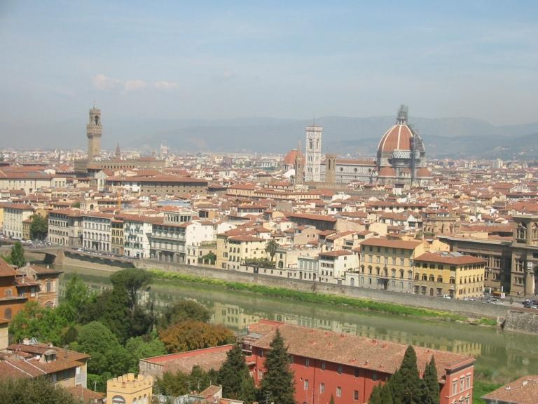 Florence, Firenze!