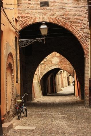 Ferrara Archways