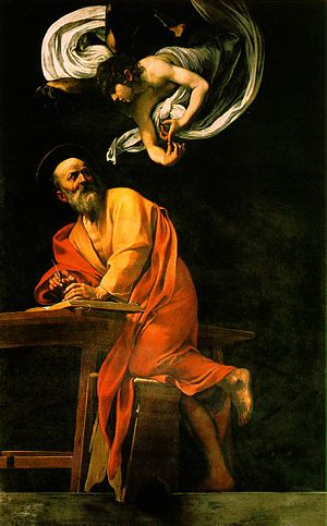Inspriatioin of St. Matthew