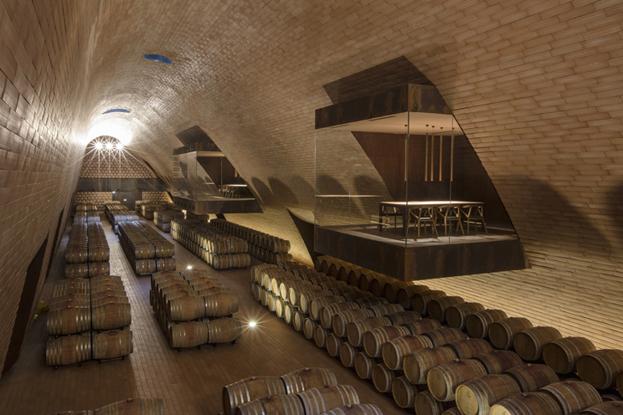 Antinori Wine Cellar