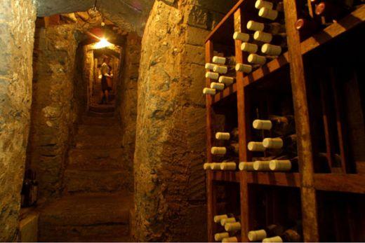 falerno wine cellar