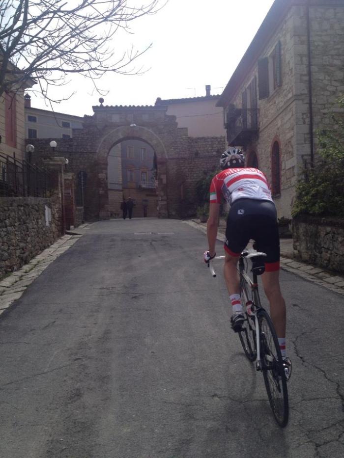 Gate at Asciano