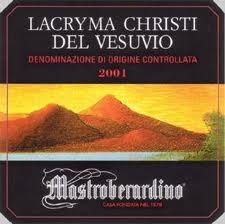 Mastroberardino Wine Label