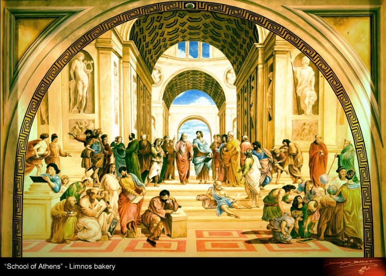 Raphael's 'School of Athens'