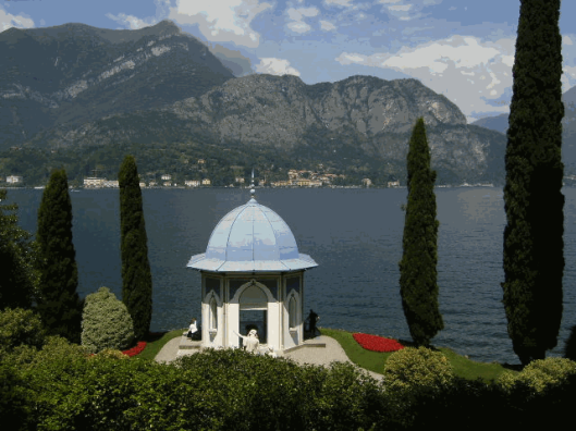 Bellagio overlooking Lake Como