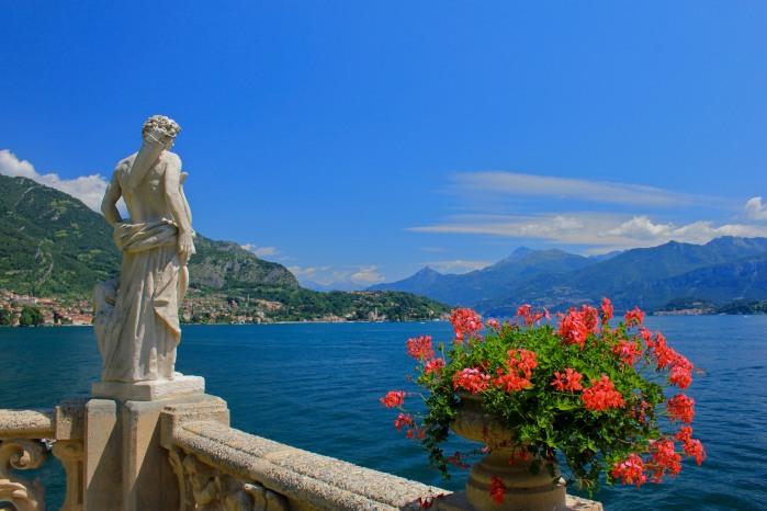 Billa del Balbianello on Lake Como