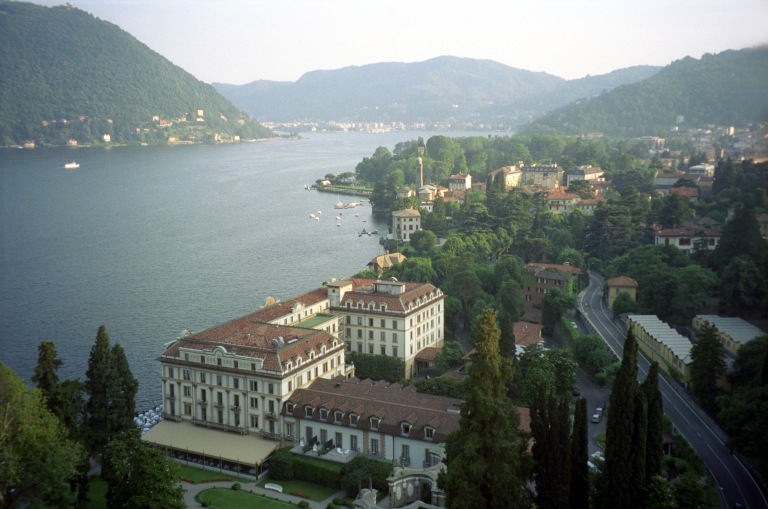 Villa d'Este on Lake Como