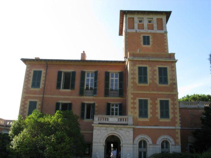 Villa Hanbury