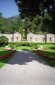 Ville d'Este Garden Entrance