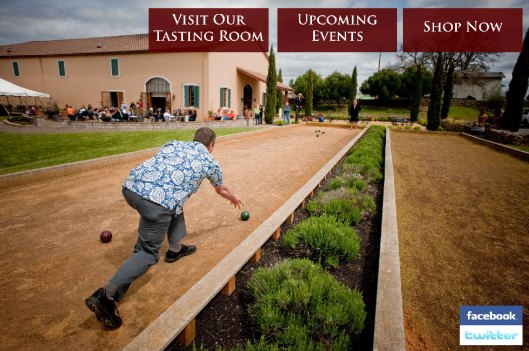 Cana's Feast Bocce Court