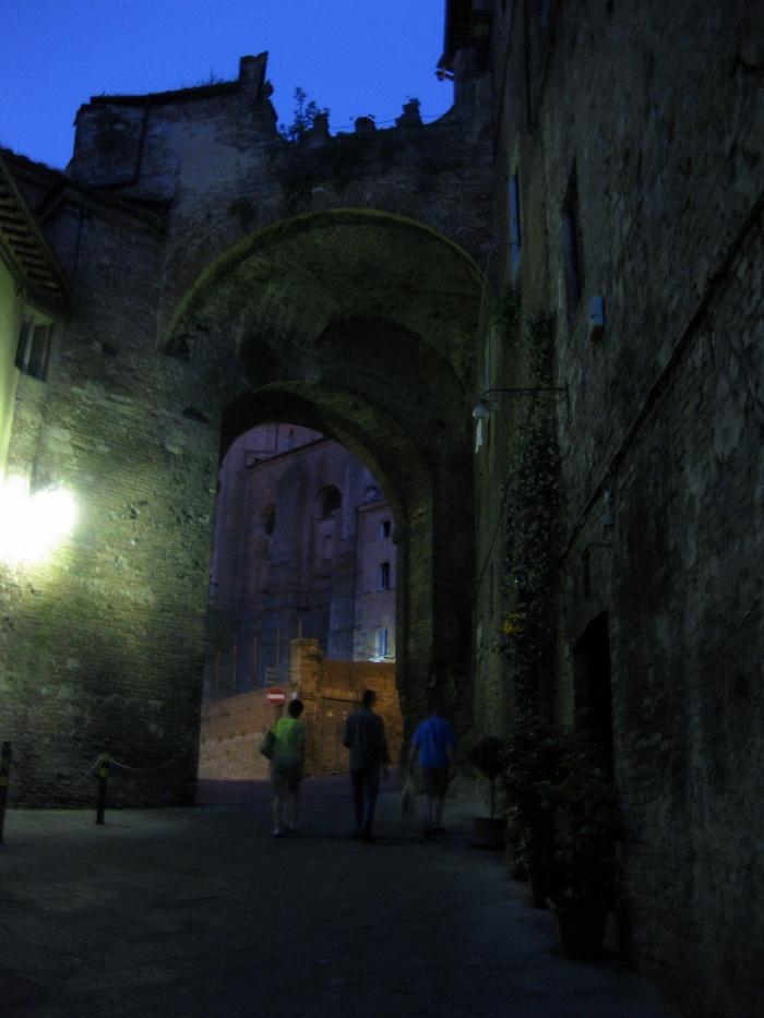 Medieval Meandering in Siena