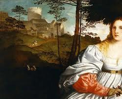 Titian Background Scene