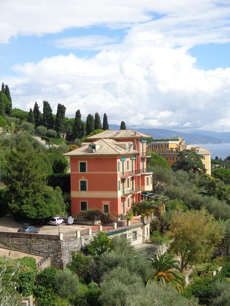 Italian Riviera Villa